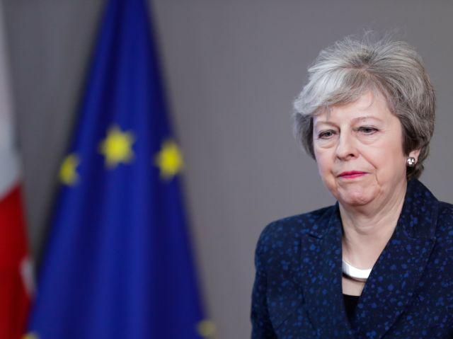 Brexit – Μέι: Θα ζητήσει χρόνο απο το βρετανικό κοινοβούλιο | tovima.gr