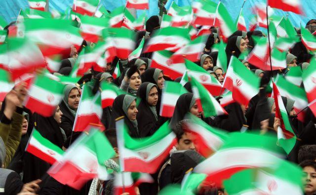 Ιράν: Γιορτάζει 40 χρόνια Ισλαμικής Επανάστασης | tovima.gr