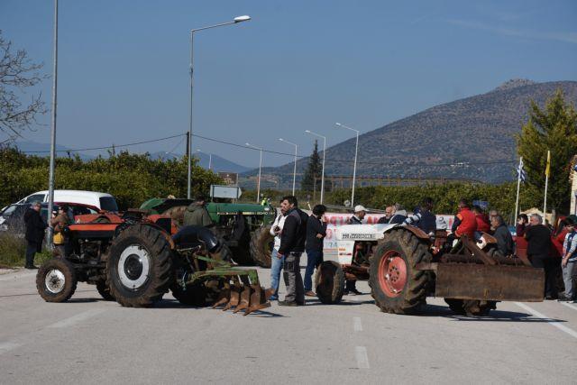 Ποιοι δρόμοι είναι αποκλεισμένοι από τα αγροτικά μπλόκα | tovima.gr