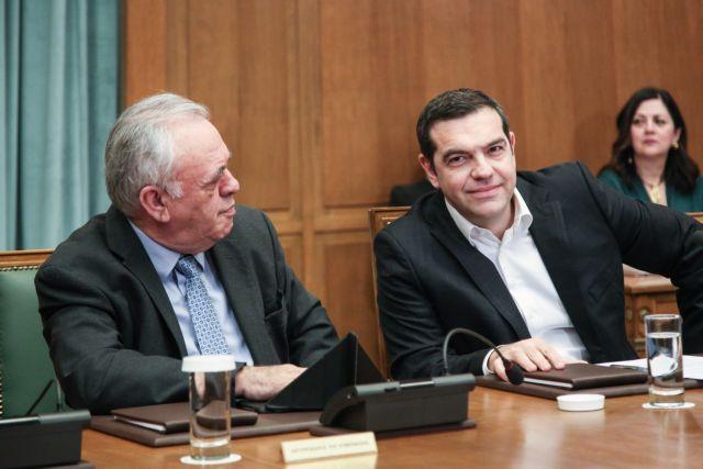 Government denies prospect of bank recaps | tovima.gr