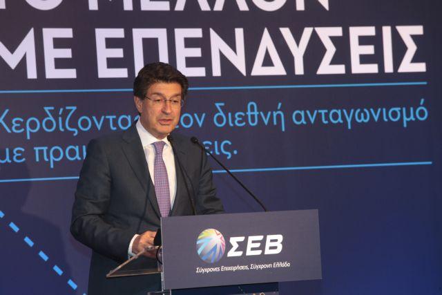 ΣΕΒ: Η προεκλογική αβεβαιότητα δεν ευνοεί την εισροή κεφαλαίων   tovima.gr