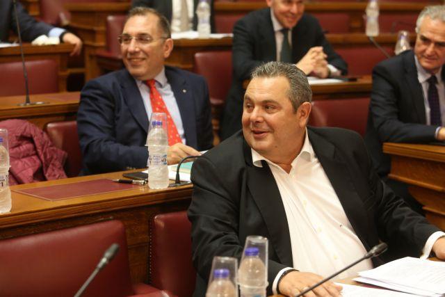 Δ. Καμμένος: Παρασκηνιακές επαφές για ενιαίο δεξιό μέτωπο κατά ΣΥΡΙΖΑ | tovima.gr