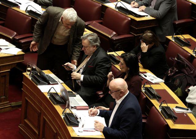 Πόκερ με το άρθρο 32 από τον ΣΥΡΙΖΑ – Σε τεντωμένο σχοινί η Συνταγματική Αναθεώρηση | tovima.gr