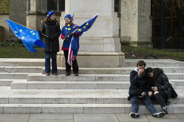 Brexit – Μέι: Δεν τη φθάνει ο χρόνος για τη Συμφωνία   tovima.gr