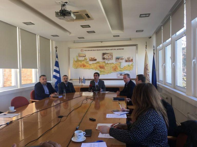 Πρύτανης ΤΕΙ Κρήτης: Σπουδαία εξέλιξη το νέο Πανεπιστήμιο για το νησί | tovima.gr