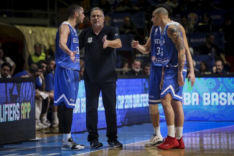 Εθνική μπάσκετ : Οι κλήσεις για το τελευταίο «παράθυρο» της FIBA   tovima.gr