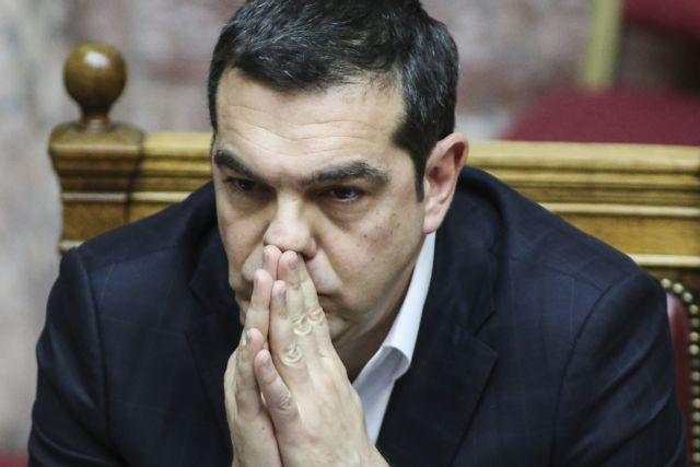 Tsipras strategises to avert an electoral routing | tovima.gr