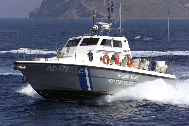 Μυτιλήνη : Αγνοείται 15χρόνη μετά από ανατροπή βάρκας | tovima.gr