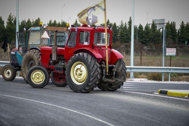 Αποχωρούν από το μπλόκο της Νίκαιας οι αγρότες   tovima.gr
