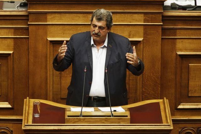 «Βγήκαν τα μαχαίρια» στη Βουλή για δάνειο Πολάκη, παράνομες ηχογραφήσεις | tovima.gr