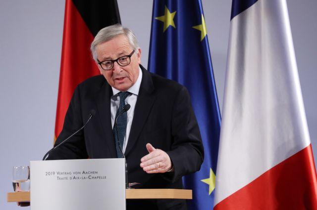 Αποκαλυπτικός Γιούνκερ για κατώτατο μισθό, μέλλον της ΕΕ και Ορμπαν | tovima.gr