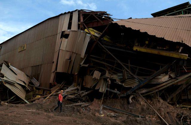Βραζιλία – κατάρρευση φράγματος: 169 νεκροί, 141 αγνοούμενοι | tovima.gr