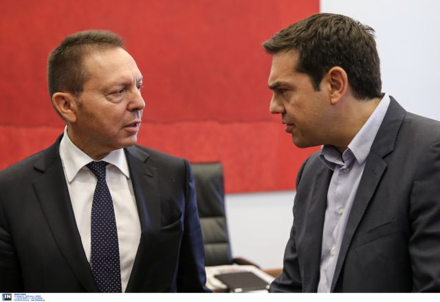 Stournaras asks PM Alexis Tsipras, judiciary to protect him from Polakis | tovima.gr
