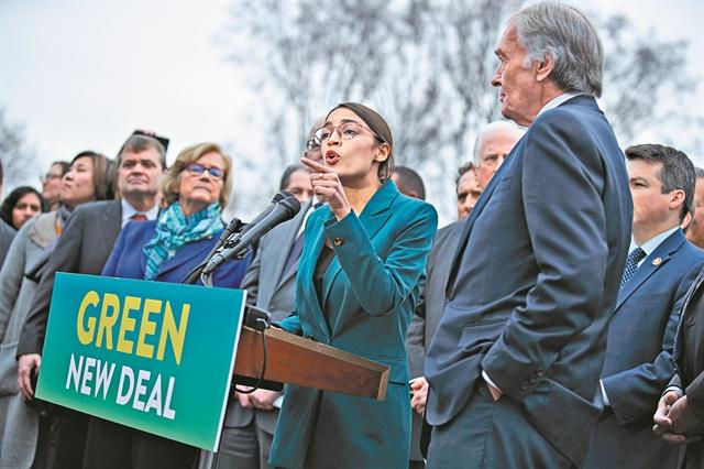 Συναγερμός για ένα πράσινο New Deal απέναντι στον κλιματικό εφιάλτη | tovima.gr