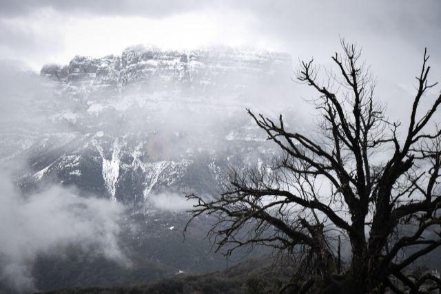 H «Ωκεανίς» φέρνει σφοδρή κακοκαιρία με χιόνια ακόμη και στην Αθήνα | tovima.gr