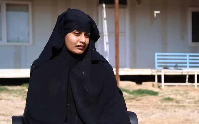 Η βρετανίδα νύφη του ISIS εκλιπαρεί το βρετανικό κράτος   tovima.gr