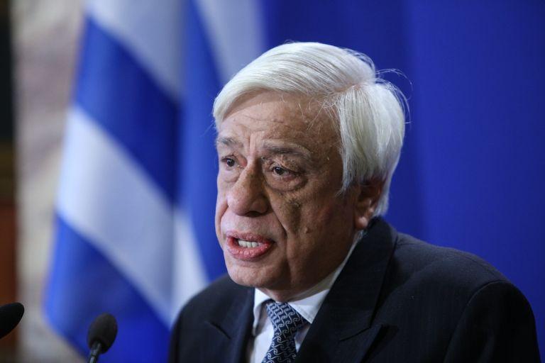 Συλλυπητήρια Παυλόπουλου για τον ξαφνικό θάνατο του εύζωνα | tovima.gr