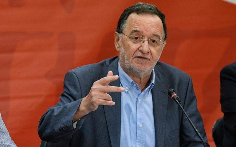 Οργή Λαφαζάνη για τη νέα κλήση σε απολογία από ΓΑΔΑ | tovima.gr