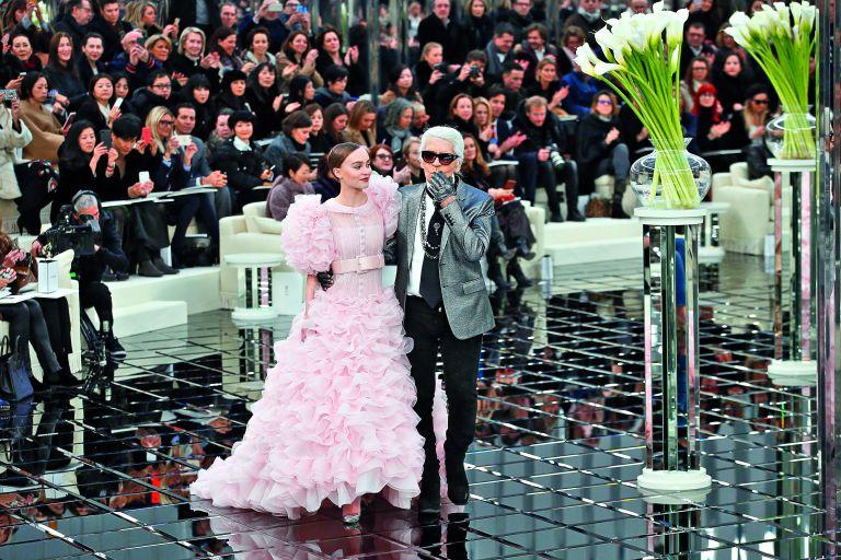 R.I.P. Karl Lagerfeld | tovima.gr