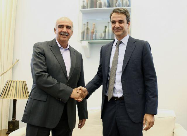 Μεϊμαράκης: Μητσοτάκη Πρωθυπουργό για να αλλάξει σελίδα η χώρα | tovima.gr