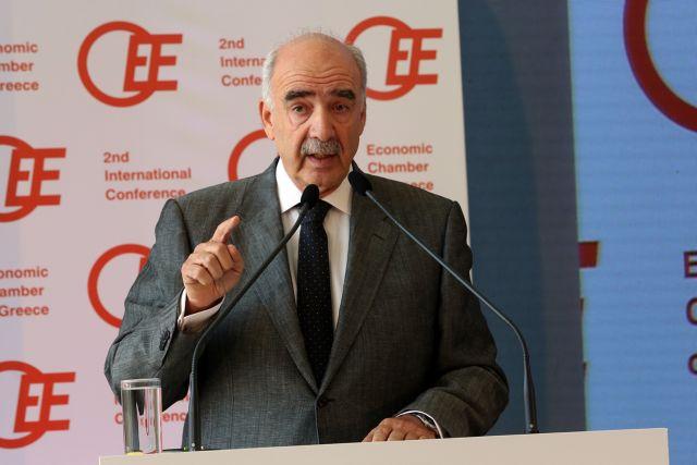 Μεϊμαράκης: Η ΝΔ είναι κόμμα του κοινωνικού φιλελευθερισμού   tovima.gr