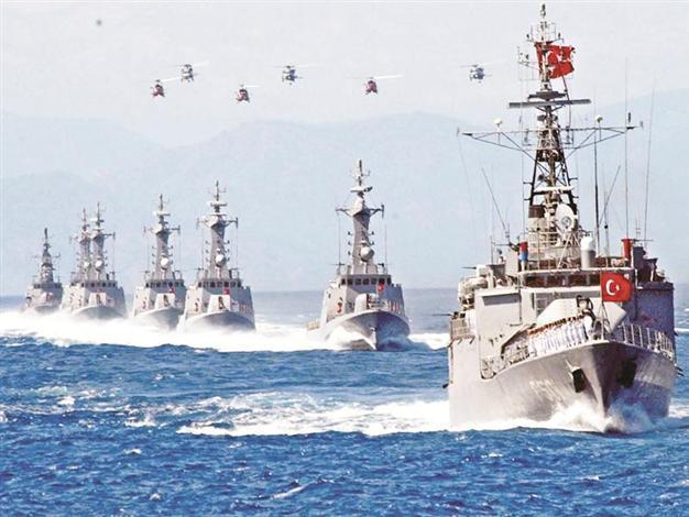 «Γαλάζια Πατρίδα»: Επίδειξη ισχύος με 102 πλοία ετοιμάζει η Τουρκία | tovima.gr