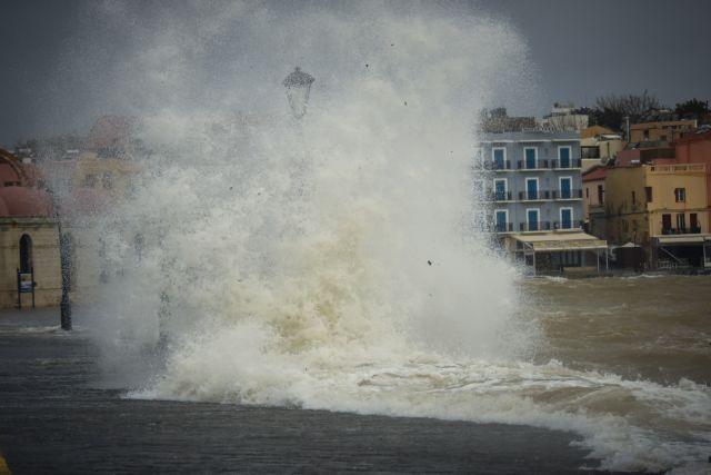 Χανιά: Καταστροφές από την κακοκαιρία – Ποιοι δρόμοι είναι κλειστοί | tovima.gr