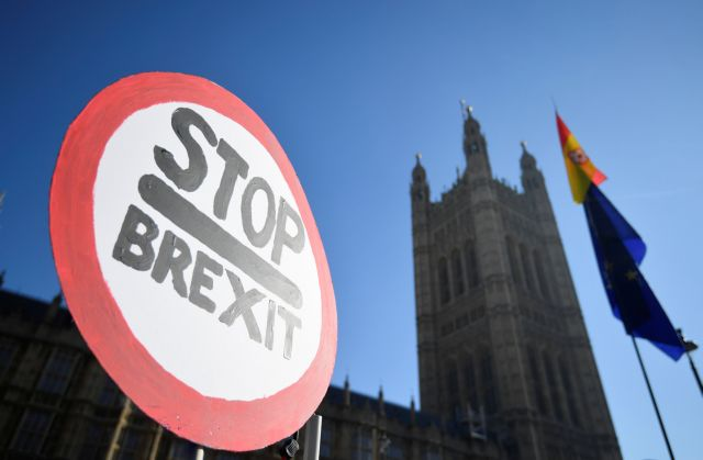 Μέι: Μια αναβολή του Brexit δεν θα επιλύσει το αδιέξοδο σχετικά με τη συμφωνία | tovima.gr