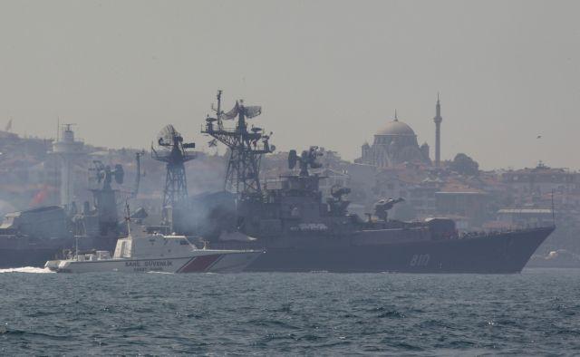 «Γαλάζια πατρίδα»: Τουρκική «πρόβα πολέμου» για την ενέργεια | tovima.gr