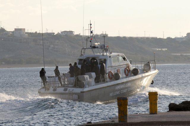 Αγκυροβόλησε στη Λήμνο το ακυβέρνητο «SEA BEECH» | tovima.gr
