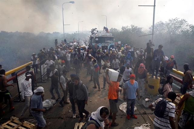 Η κρίση στη Βενεζουέλα | tovima.gr