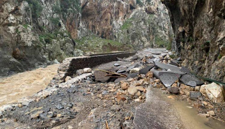 Απίστευτη καταστροφή στο Κουρταλιώτικο Φαράγγι στο Ρέθυμνο (Φώτο-Βίντεο)   tovima.gr