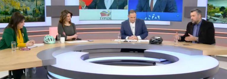 Αγρια κόντρα Μεγαλοοικονόμου-Καλλιάνου on air | tovima.gr