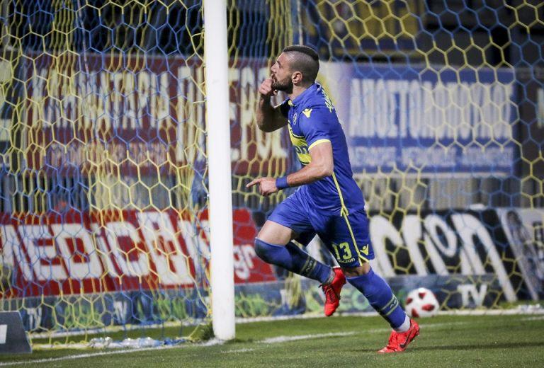 Αραβίδης: «Μακάρι να παίξουμε με την ΑΕΚ» | tovima.gr