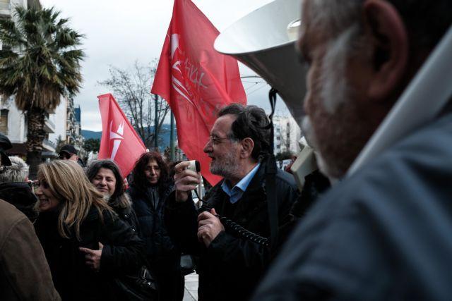 Λαφαζάνης: Οσο είμαι αστροναύτης τόσο αριστερός είναι ο Τσίπρας | tovima.gr