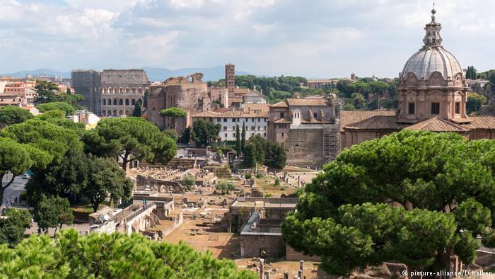 Ρώμη: Αντιδρά στην κριτική των Βρυξελλών για χαμηλή οικονομική ανάπτυξη στην Ιταλία | tovima.gr