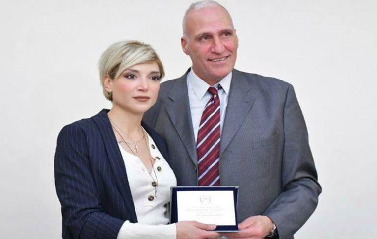 Τσιλιγκίρη : Η πρώτη γυναίκα μέλος των βετεράνων καλαθοσφαιριστών του Ολυμπιακού | tovima.gr