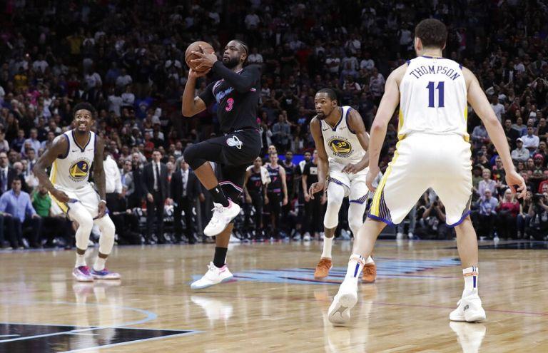NBA: Καρφώματα, τάπες και Ουέιντ στην κορυφή του Τοπ 10 | tovima.gr