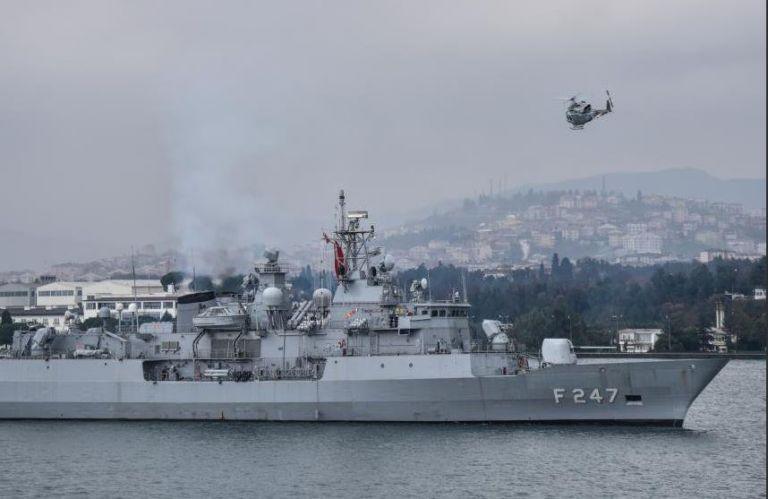 «Γαλάζια Πατρίδα»: Και στα κατεχόμενα της Κύπρου η στρατιωτική άσκηση | tovima.gr