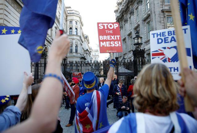 Βρετανία: Παραιτήθηκε ο υπουργός Αγροτικών Θεμάτων λόγω Brexit | tovima.gr