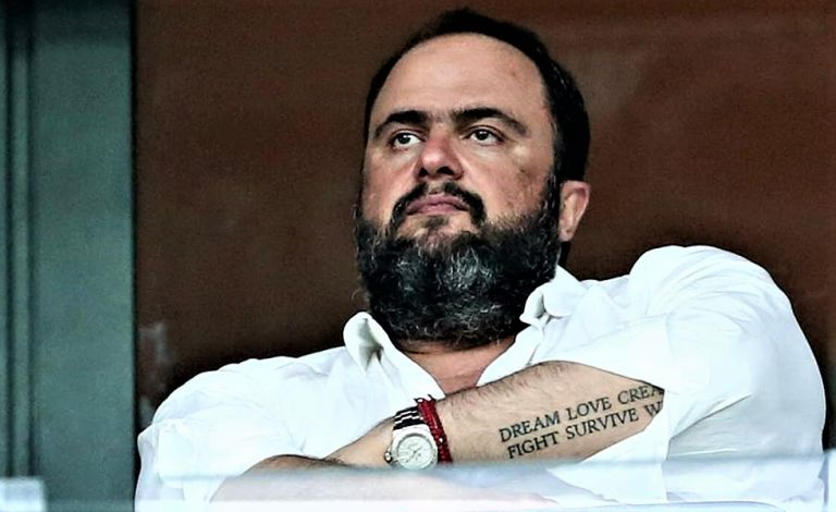 Μαρινάκης: «Διοίκηση και κόσμος νιώθουμε ντροπή. Έπρεπε να ήμασταν δέκα φορές ατσάλι» | tovima.gr