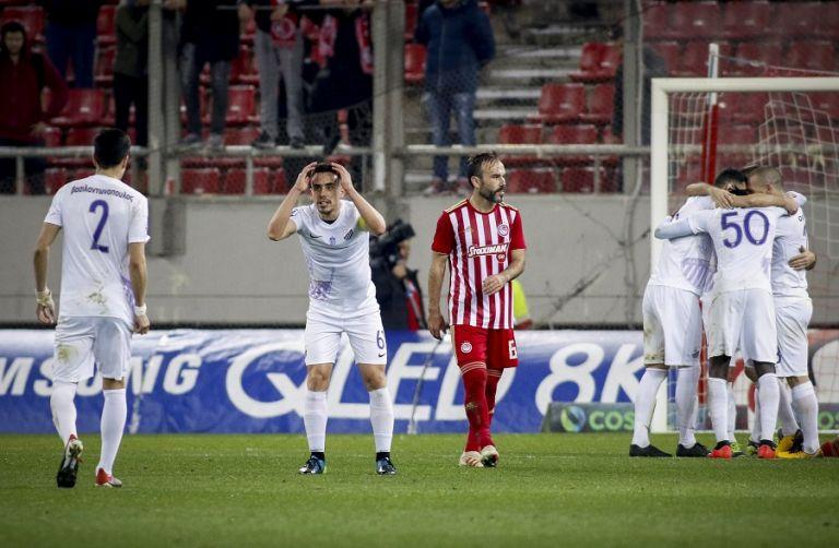 Ολυμπιακός – Λαμία: Το γκολ και οι φάσεις | tovima.gr