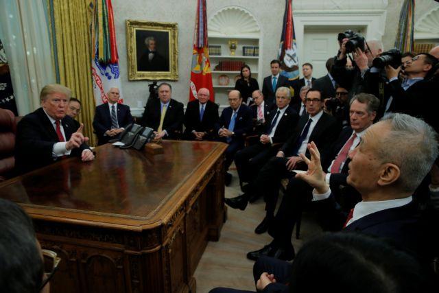 Επιστολή Σι Τζινπίνγκ στον Ντόναλντ Τραμπ για το εμπόριο | tovima.gr