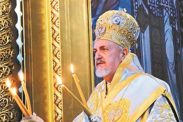 Μητροπολίτης Γαλλίας Εμμανουήλ: «Ο Πατριάρχης δεν λειτουργεί βάσει πιέσεων ή συμφερόντων» | tovima.gr
