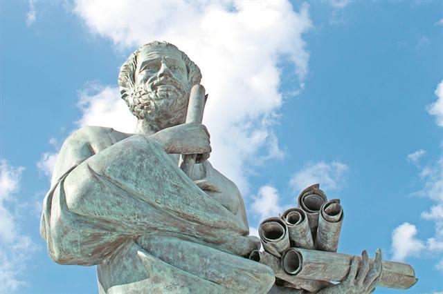 Αριστοτέλης, ο πανεπιστήμων φιλόσοφος   tovima.gr