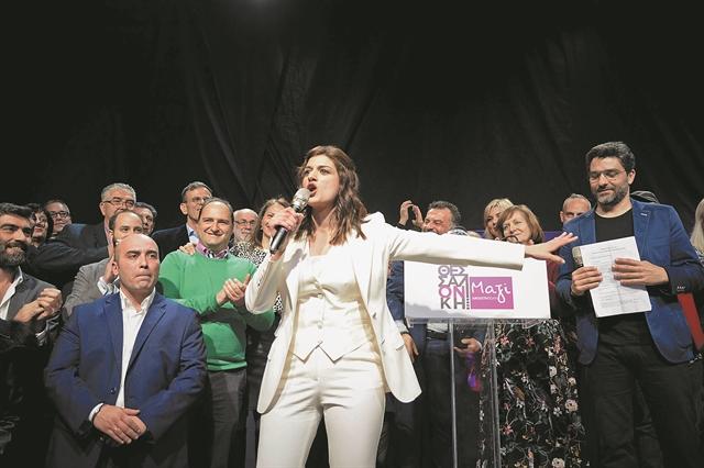Η πολιτική του θράσους | tovima.gr
