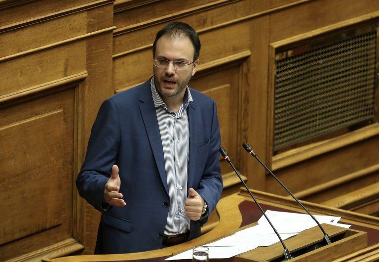Θεοχαρόπουλος : Είμαστε ανοιχτοί στον διάλογο | tovima.gr