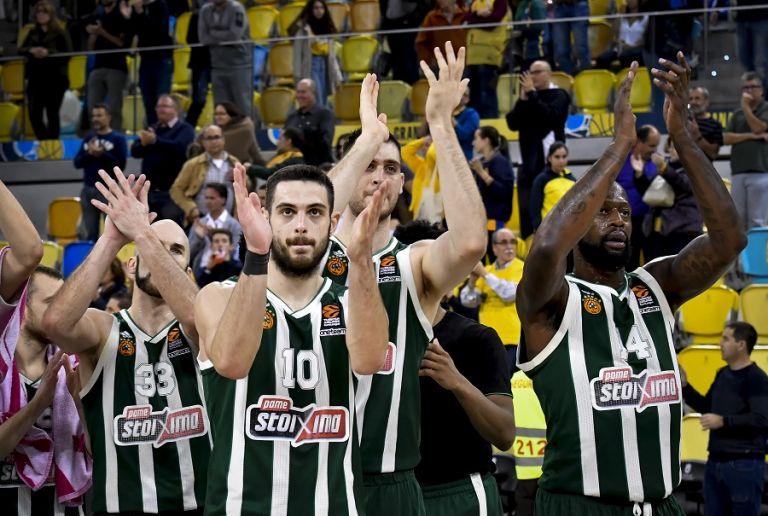 Γκραν Κανάρια – Παναθηναϊκός: Έτσι άγγιξαν την «100άρα» οι πράσινοι | tovima.gr