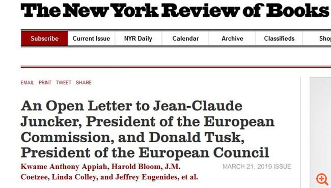 Επιστολή – κόλαφος για την καταδίωξη του Athens Review of Books από τον Ν. Κοτζιά | tovima.gr