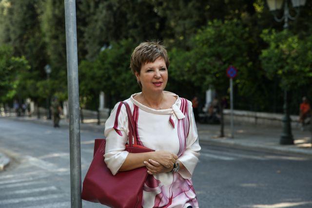 Γεροβασίλη : «Τάγματα εφόδου» όσοι την αποδοκίμασαν στην Πτολεμαΐδα | tovima.gr